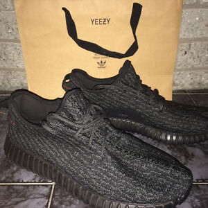 Adidas yeezy pirate black 11.5