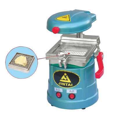Dental Vacuum Forming Machine Molding Former Thermoforming Lab Equipment Jt-18