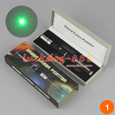 ON SALE! Powerful Green Laser Pointer Pen Visible Beam Light Laser High Power