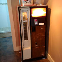 1964 Coke Machine with Glass Door for Man Cave or Garage