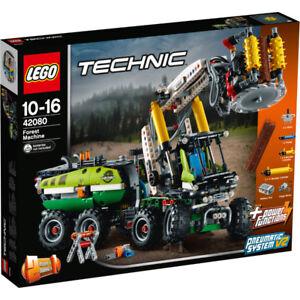 Lego Technic 42080 Forest Machine Neuf