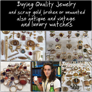 Top Prices paid Buying scrap gold and also quality jewellery