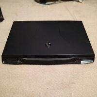 "17"" Alienware Laptop"
