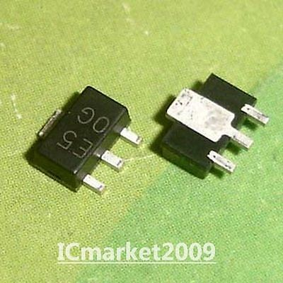 50 Pcs Bl8530-501sm Sot-89 E50 Pfm Step-up Dcdc Converter Chip Ic