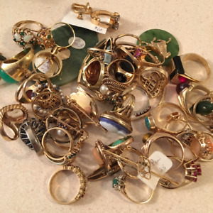 COINS...WATCHES...COSTUME JEWELRY...STERLING SILVER...GOLD