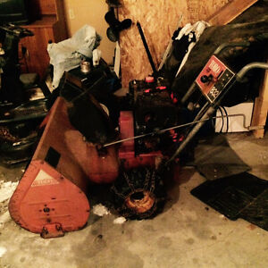 1973 Toro Snowblower for sale