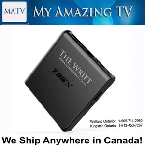 The Best Android TV Box Fully Loaded. Local to Kingston