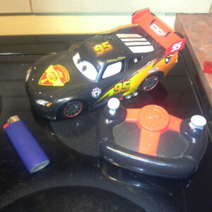 Disney Cars radio controlled car McQueen
