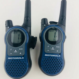 Motorola SX620R 2-Way FRS-GMRS Radio - Pair