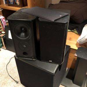 PSB Speakers pair