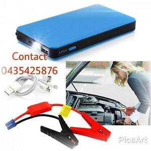 Emergency Jump Starter SOS Car Charger Battery Booster Power Bank Melbourne CBD Melbourne City Preview