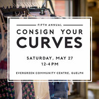 5th Annual Consign Your Curves - Plus Size Clothing Sale