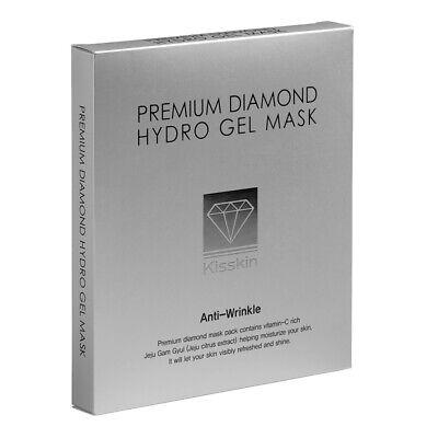 Kisskin Hydro Gel Mask Pack 1pack  with Diamond Powder K-bea