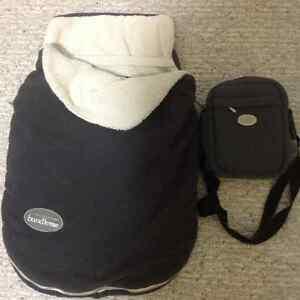 Infant Car seat bundle bag London Ontario image 1