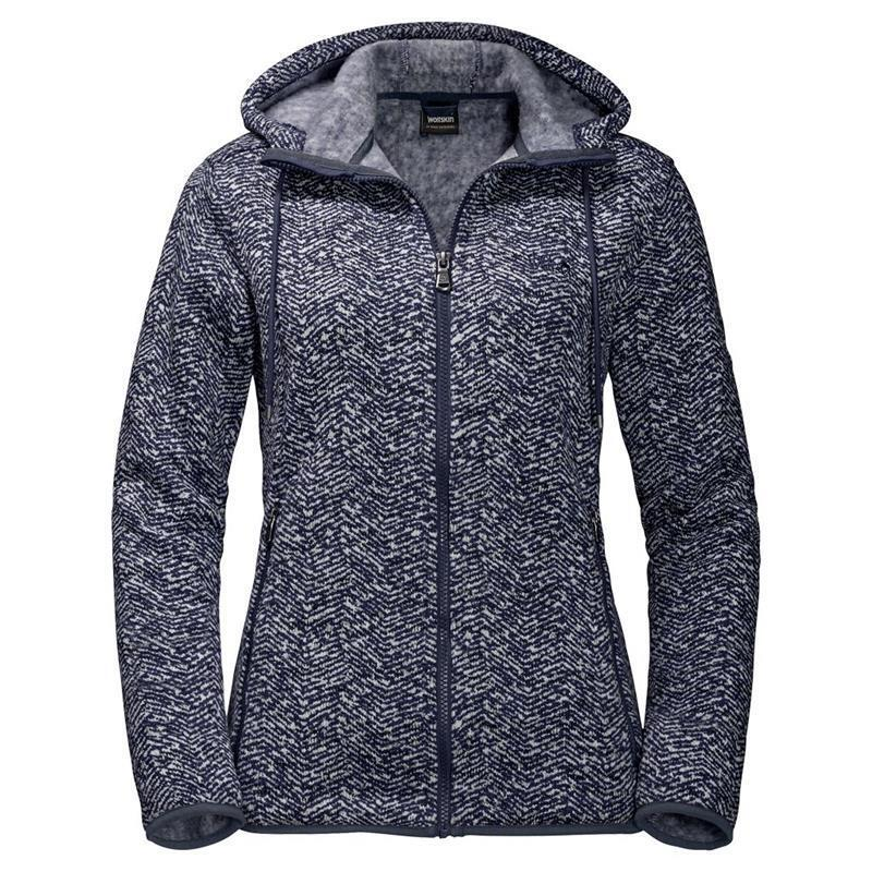 Jack Wolfskin Belleville Jacket Fleece Damen 1705761 bl… |