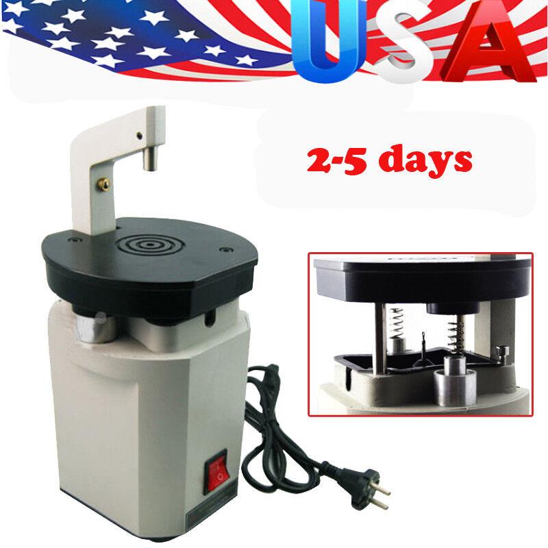 Dental Laser Pindex Drill Driller Machine Pin System Unit Lab Equipment Warranty