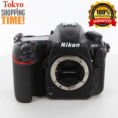 [NEAR MINT+++] Nikon D500 Body from Japan for sale  Shipping to Canada