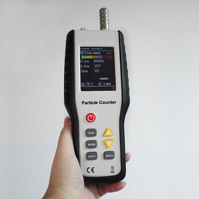 Ht9600 Pm2.5 Detector Air Quality Monitor Particle Counter Gas Dust Analyzer