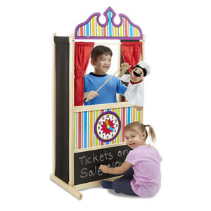 Baby or Toddler Gift - Melissa & Doug Puppet Show Theatre