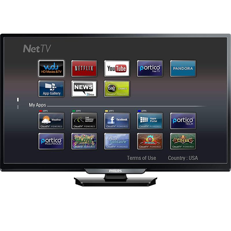 Philips 320FL4609 720p Smart LED TV
