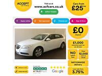 Vauxhall Insignia 2.0CDTi Exclusiv FINANCE OFFER FROM £25 PER WEEK!