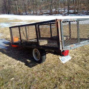 utiliy trailer