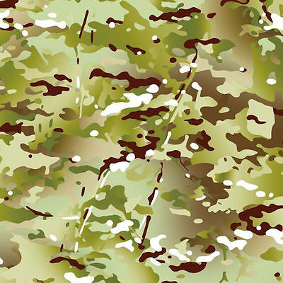 Hydrographic Film Water Transfer Film Hydrodipping Film Hydro Dip Army Camo 1sq