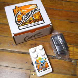 EHX Canyon Delay Pedal