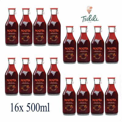 Tsilili Mostra Imiglykos Rotwein lieblich 16x 500ml Karaffe mit easy open cap