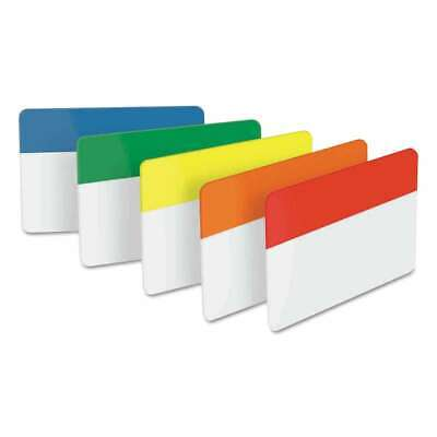 Post-it Tabs File Tabs 2 X 1 12 Assorted Primary 30pack 051141985664