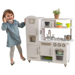KidKraft Vintage Play Kitchen - White New in Box