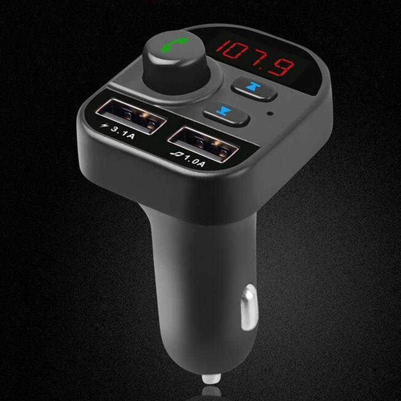Bluetooth Wireless Transmitter CarKit 32G