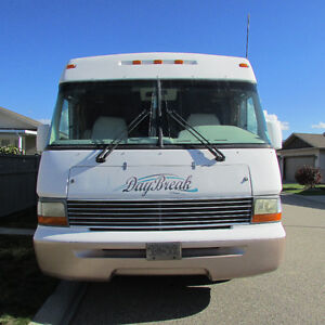 2000 DayBreak Damon 2960 30ft Motorhome ready for use