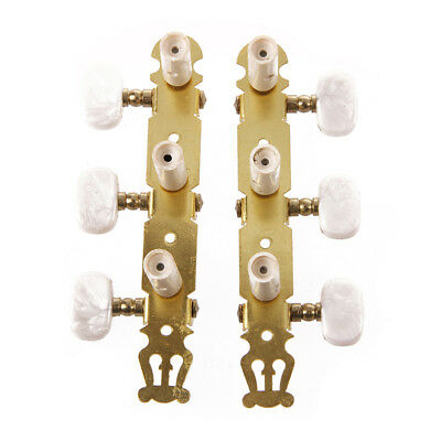 Classical Machine Heads Set - One Set of Classical Guitar Tuning Keys Pegs Machine Heads Tuner E1W1