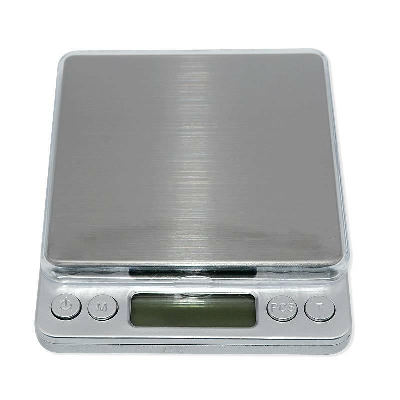 Kitchen Food Weight Silver