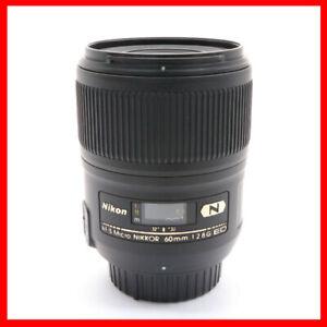 Nikon 60mm F2.8G NANO coationg 1:1 MACRO lens