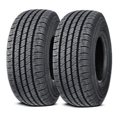 2 X New Lionhart Lionclaw HT LT23585R16 120116Q All Season Performance Tires