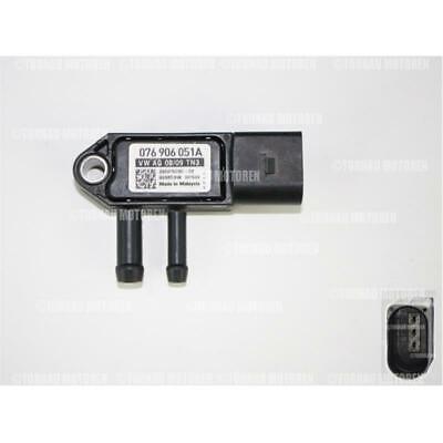 Differenzdruck VW Passat 3C Drucksensor Abgas Sensor 076906051A
