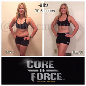 Core De Force is Here! - Why Wait Until 2017? To get healthy! Windsor Region Ontario image 1