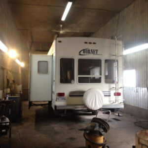 Roulotte Fifth Wheel Hornet 2004