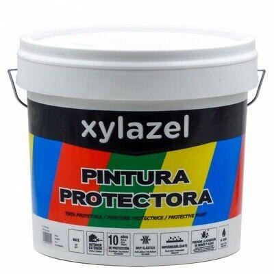 Pintura Protectora Mate Xylazel 15 L Blanco