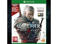 Xbox One game for sale - The Witcher 3 - Brand New!