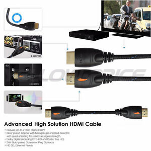 30ft HDMI cable Brand New - Pickup in Wakaw