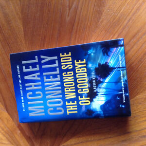 MICHAEL CONNELLY 5 Books  $12