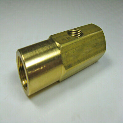 Waste Oil Heater Parts 17147 Siphon Nozzle Adaptor For Siphon Nozzles