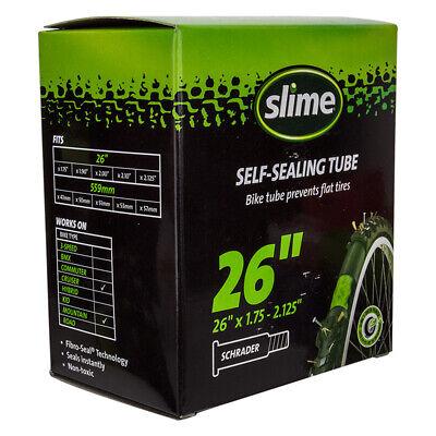 Slime Schläuche 2er Packung Selbstdichtend Versiegelung Gefüllte Schlauch 26in