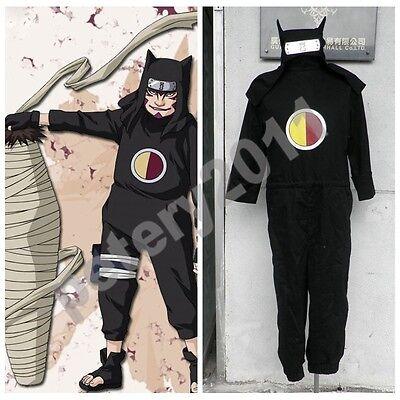 Naruto Anime Kankuro Children Ault Cosplay Costume Halloween - Naruto Kid