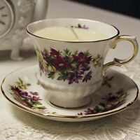 The perfect Mother's Day gift. A beautiful Paragon teacup candle