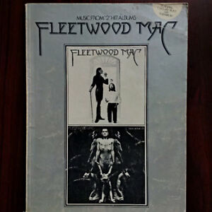 "Fleetwood Mac - ""Music From ""2"" Hit Albums"" P/V/G Song Book"