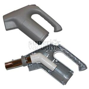 Handle For Hanmi 4 Wire Combo Hose Titanium Grey Complete With Tube Switch Plug Screws Air Relief And Instructions Hfc